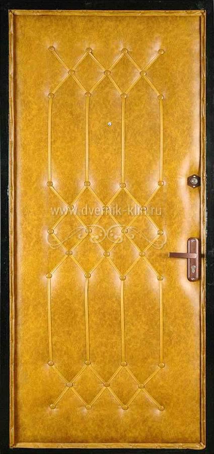 металлические двери с винилискожей недорого