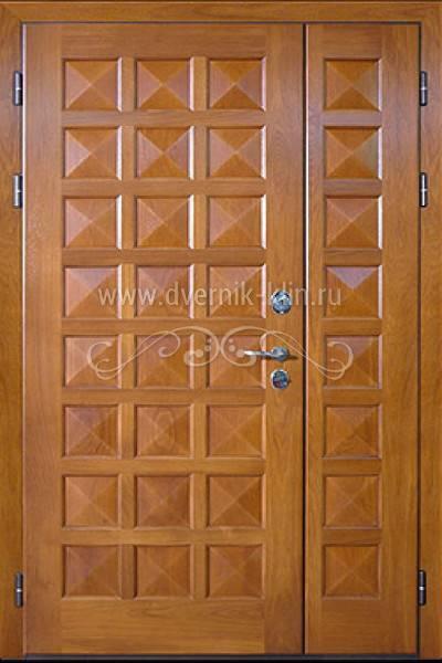 тамбурные металлические двери мдф от 10000