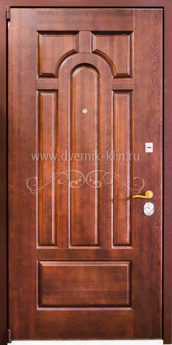 металлические двери для парадных входов